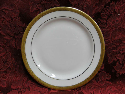 Pickard High Point Gold, Gold Encrusted Band: Bread and Butter Plate 6""