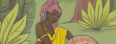 Oshun Goddess of Sweet Waters