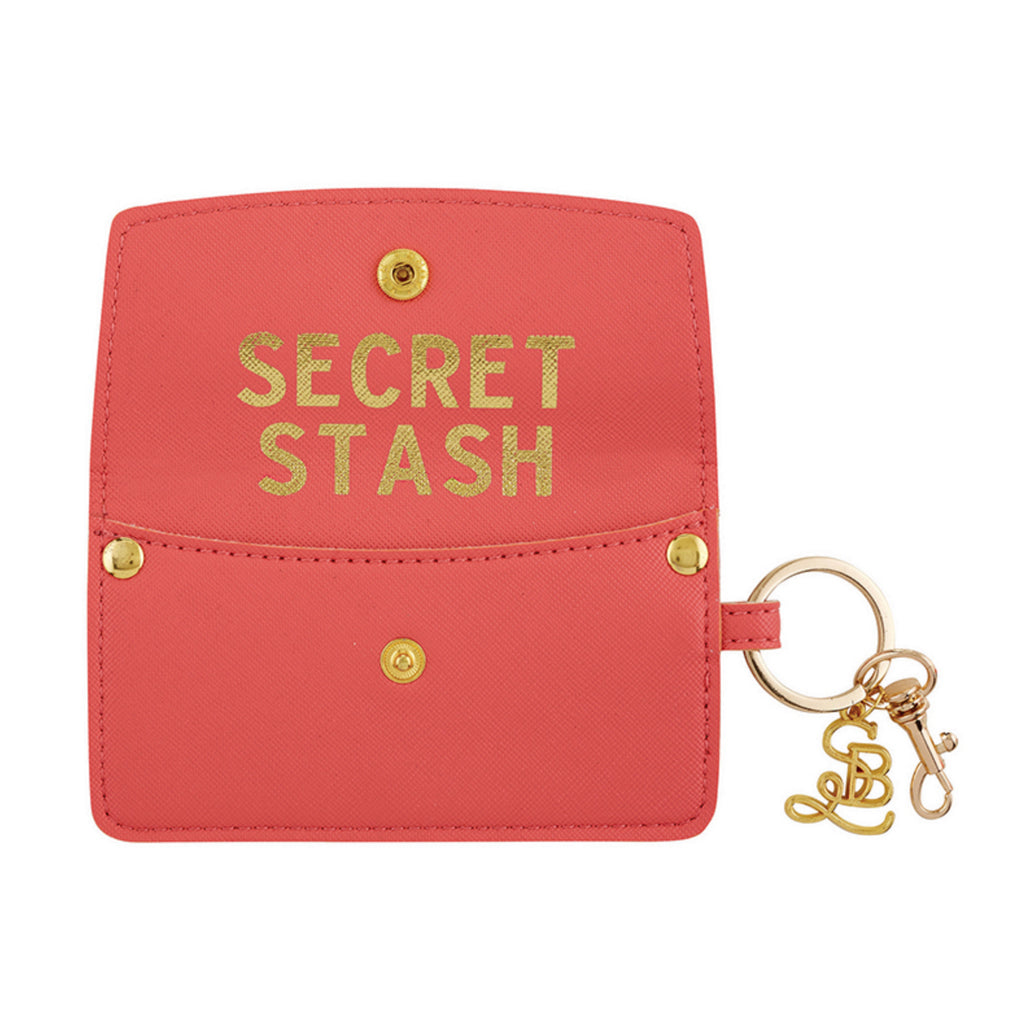 Secret Stash | Credit Card Pouch