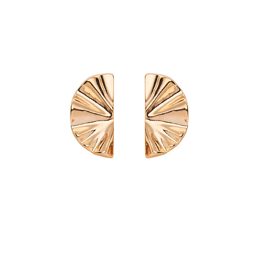 Fanny Earrings | Rose Gold