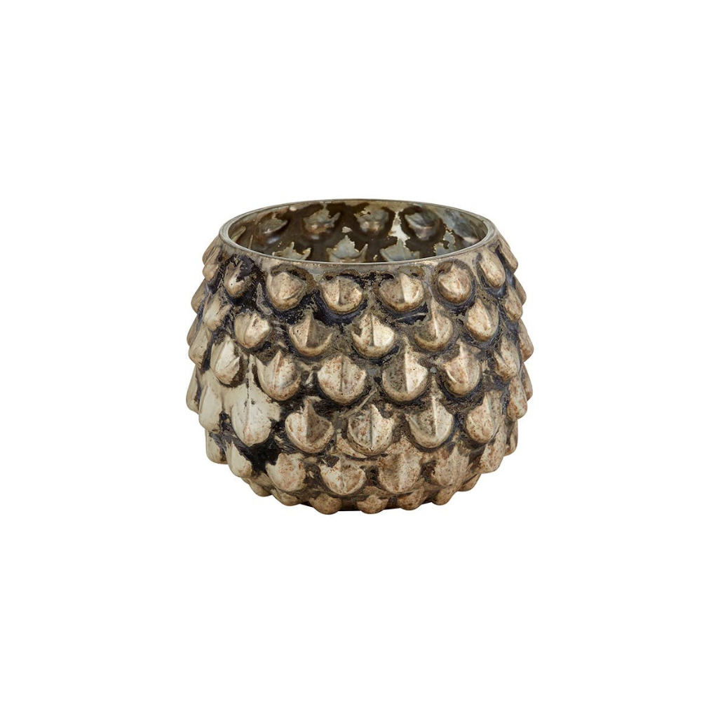 Pinecone Candle Holder |
