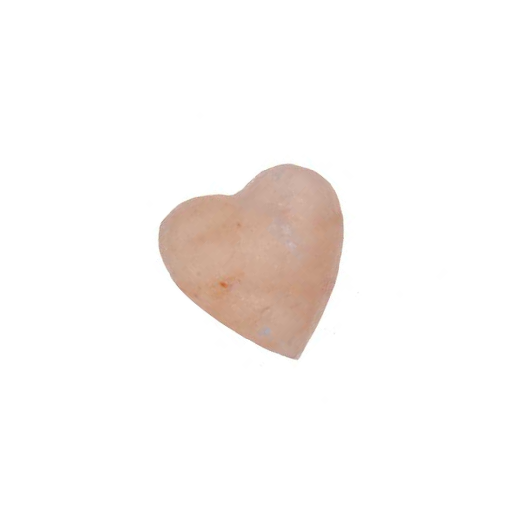 Himalayan Salt Rock Heart