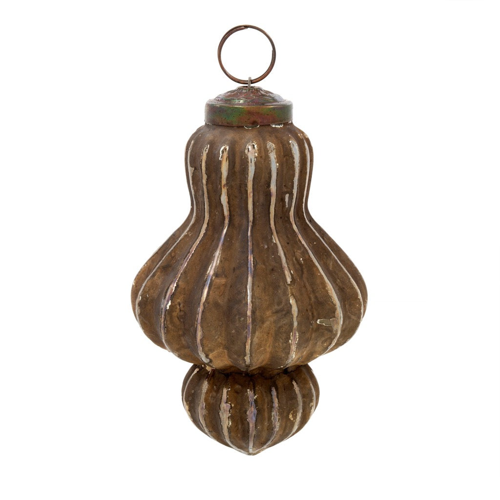 Sandstone Spindle Ornament