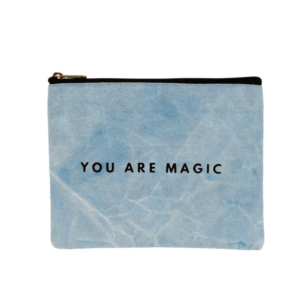 Magic Canvas Pouch