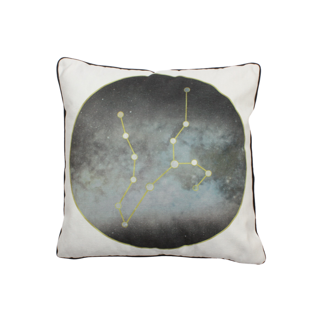3 Line Constellation Pillow