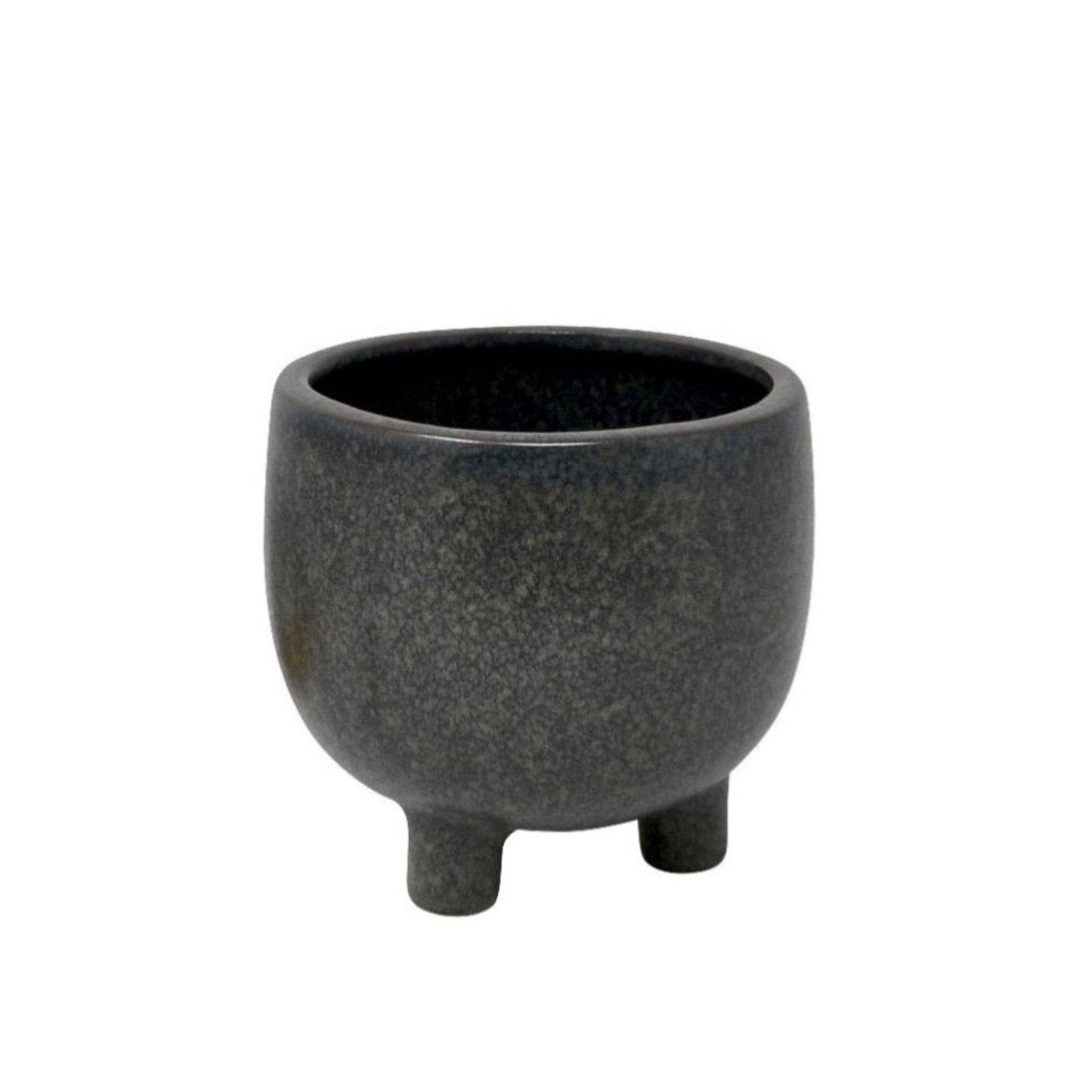 Ziggy Pot | Black