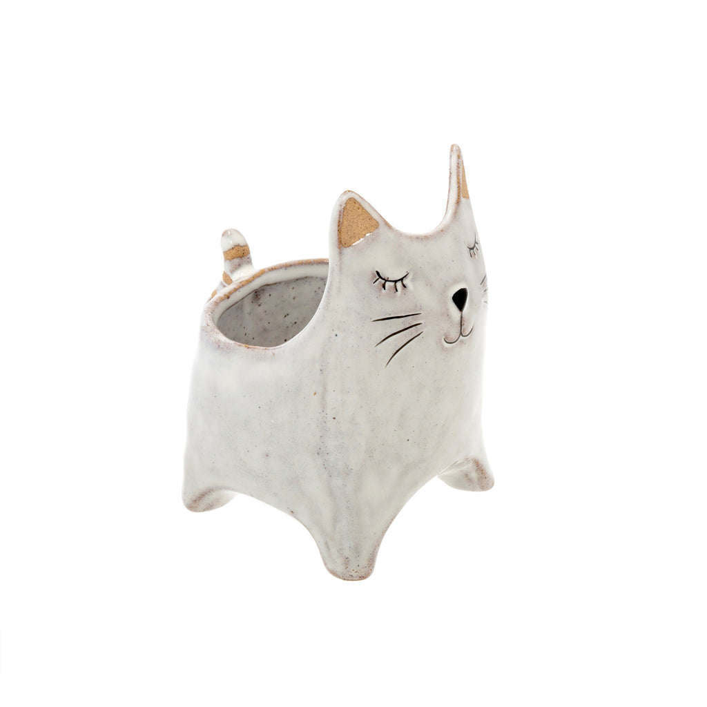 Meowowow Kitty Planter