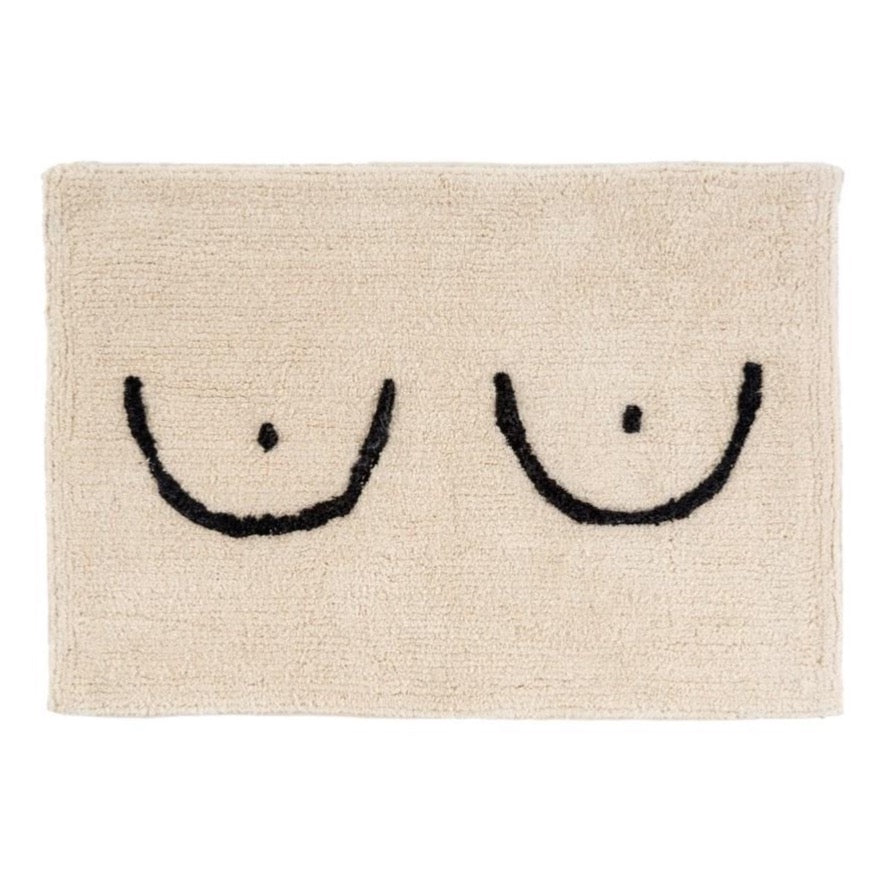Topless | Bath Mat