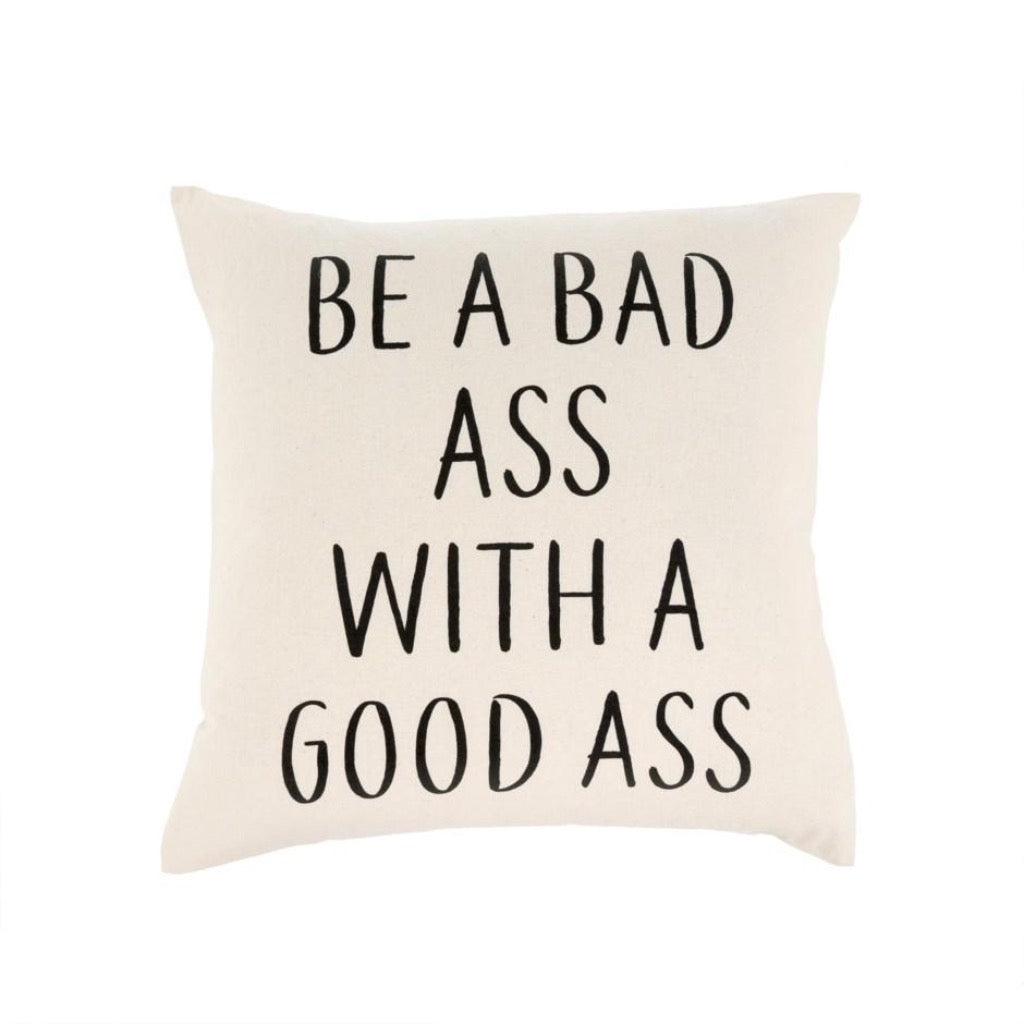 Bad Ass | Pillow