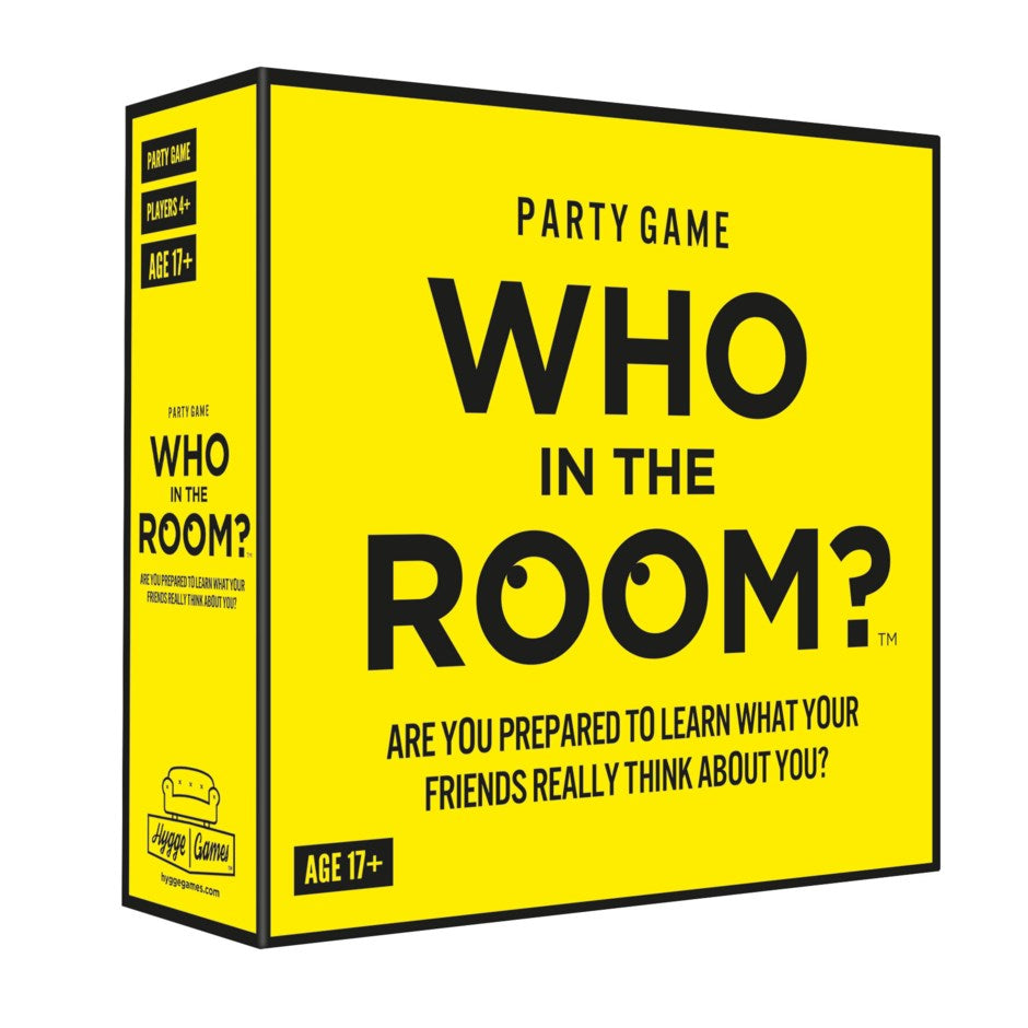 Who In The Room | Trivia Game