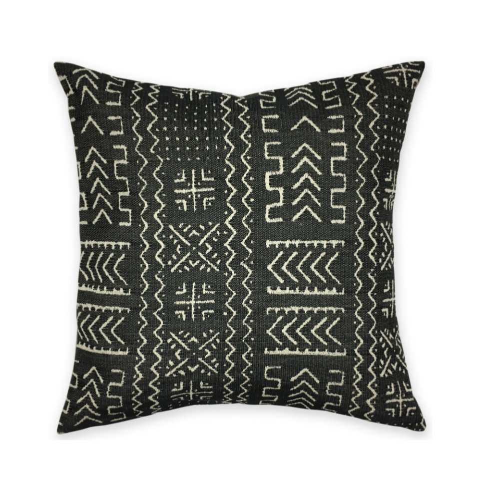 Azure Pillow | Ebony