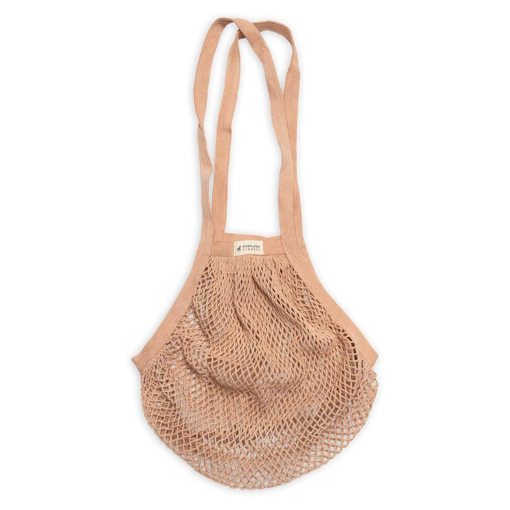 Organic Eco Net Bag | Tan