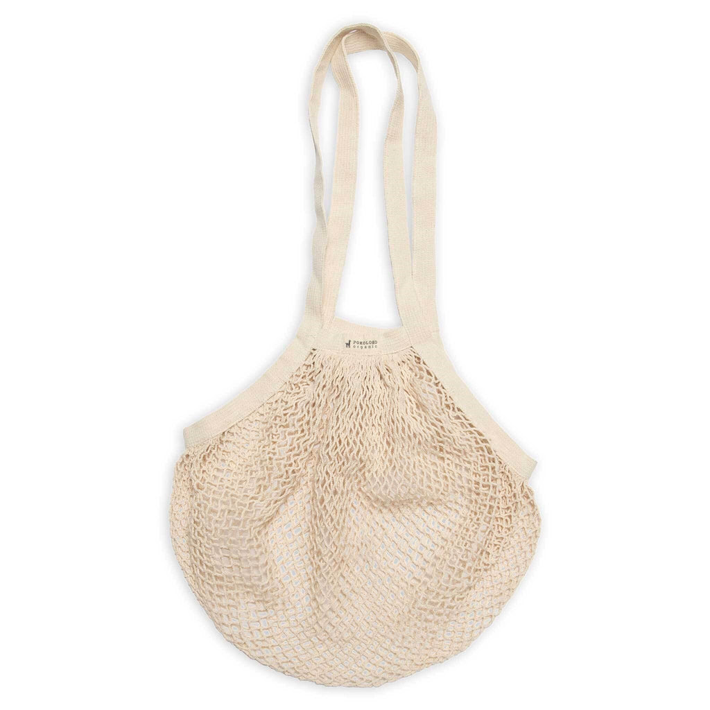Organic Eco Net Bag | Natural