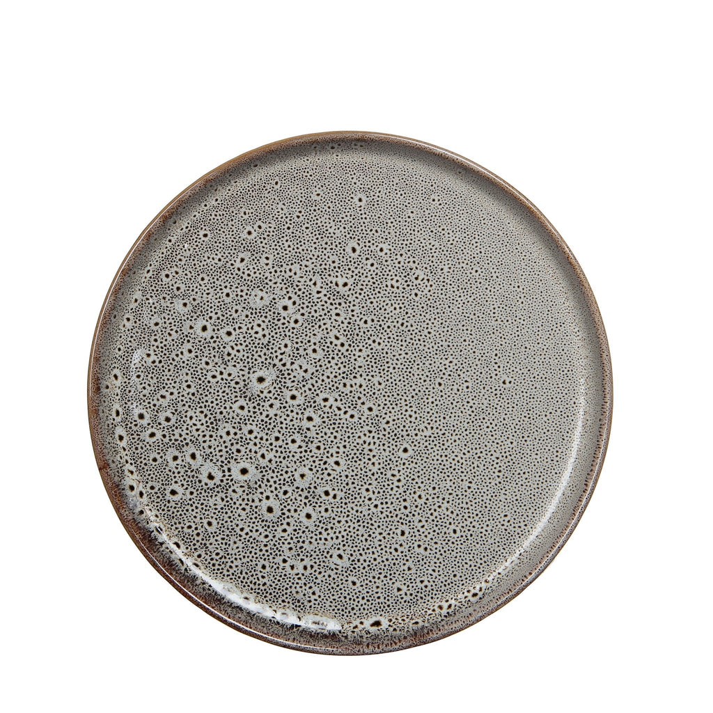 Speckle Round Tray