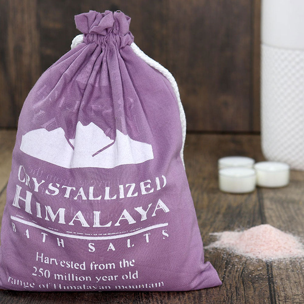 Himalayan Crystallized Bath Salts