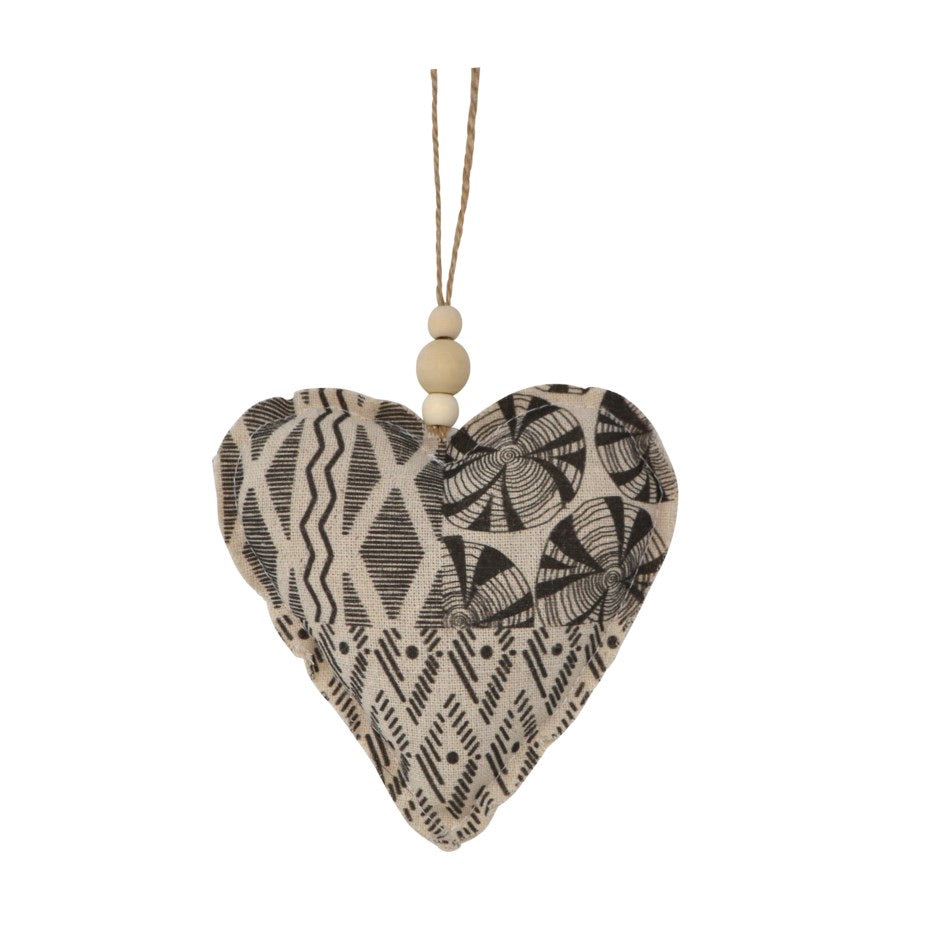 Deco Plush Heart Ornament | Labyrinth | 40% OFF