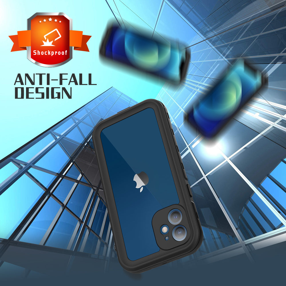 2 meters shock proof anti fall shockproof case for iphone 12 mini