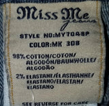 Miss Me* Women's Capri
