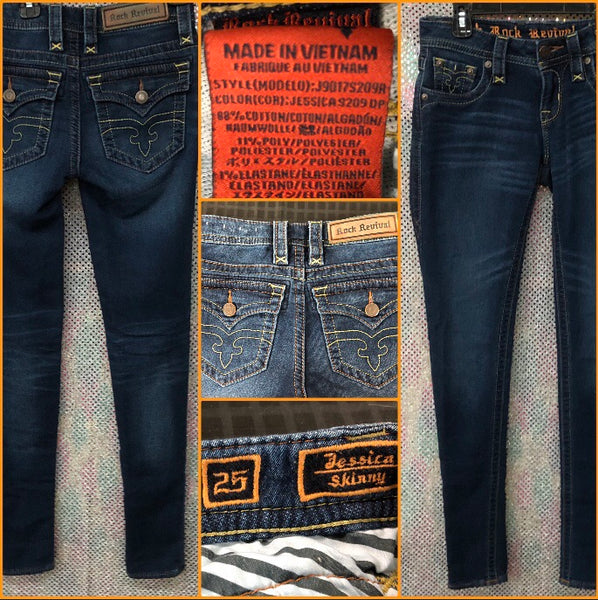 Rock Revival* Women's Jeans