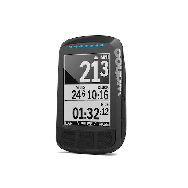 Wahoo ELEMNT BOLT Stealth Limited Edition