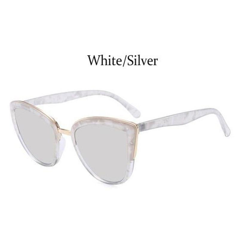 Metal Frame Girl Sunglasses