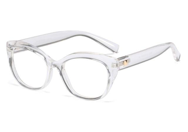 Unisex Fashion Cat Eye Glasses Frames