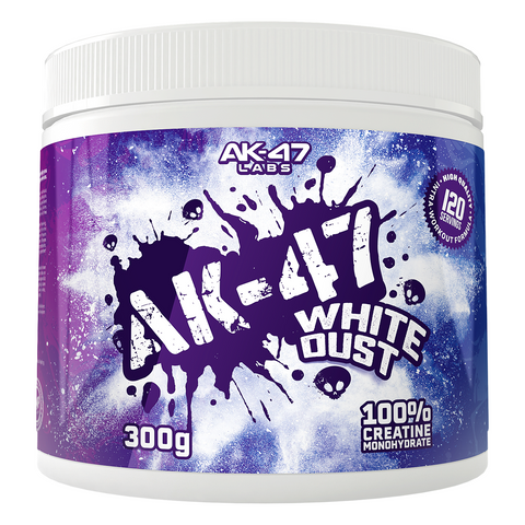AK-47 LABS WHITE DUST CREATINE