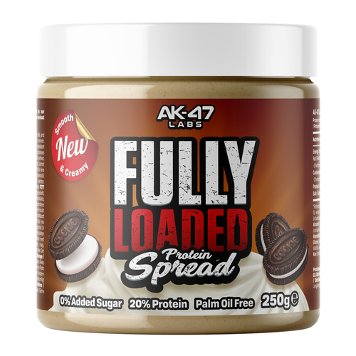 AK-47 LABS FULLY LOADED PROTEIN SPREAD - Cookies and Cream