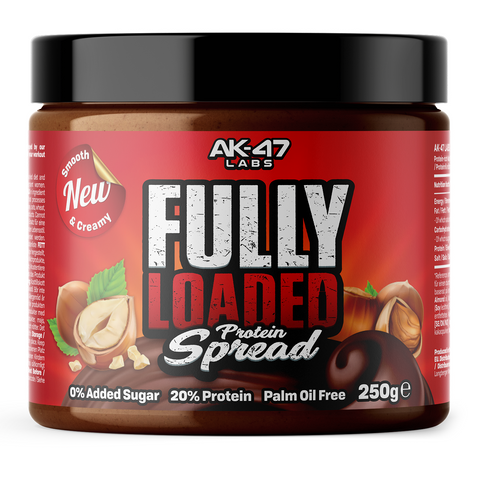 AK-47 LABS FULLY LOADED PROTEIN SPREAD Chocolate Hazelnut