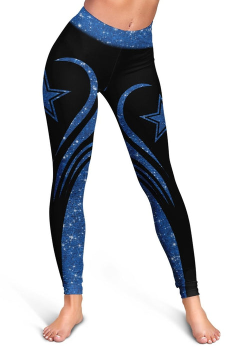 HhhknDallas Cowboys Limited Edition 3D Printed Leggings