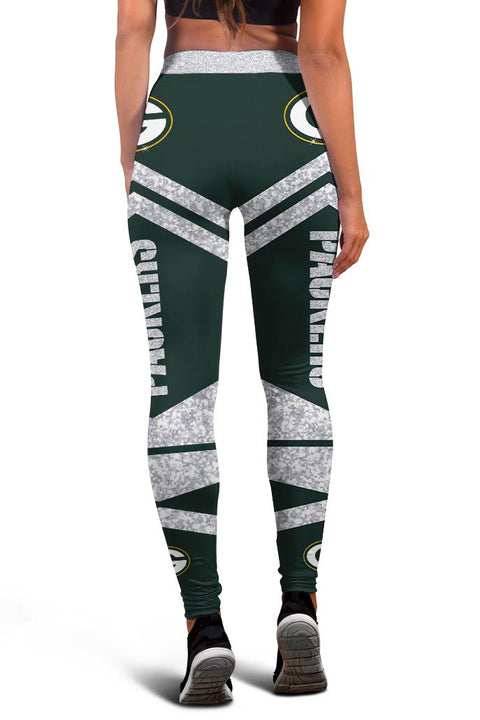 Green Bay Packers Limited Edition 3D Printed Leggings