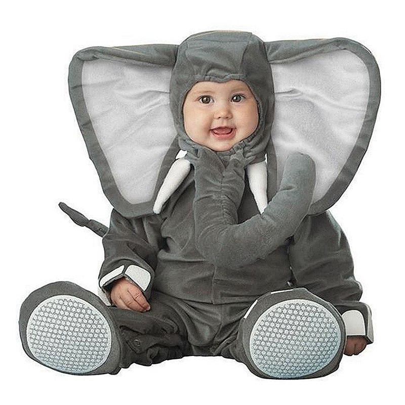 Cutest Cub Elephant Child's Halloween Costume
