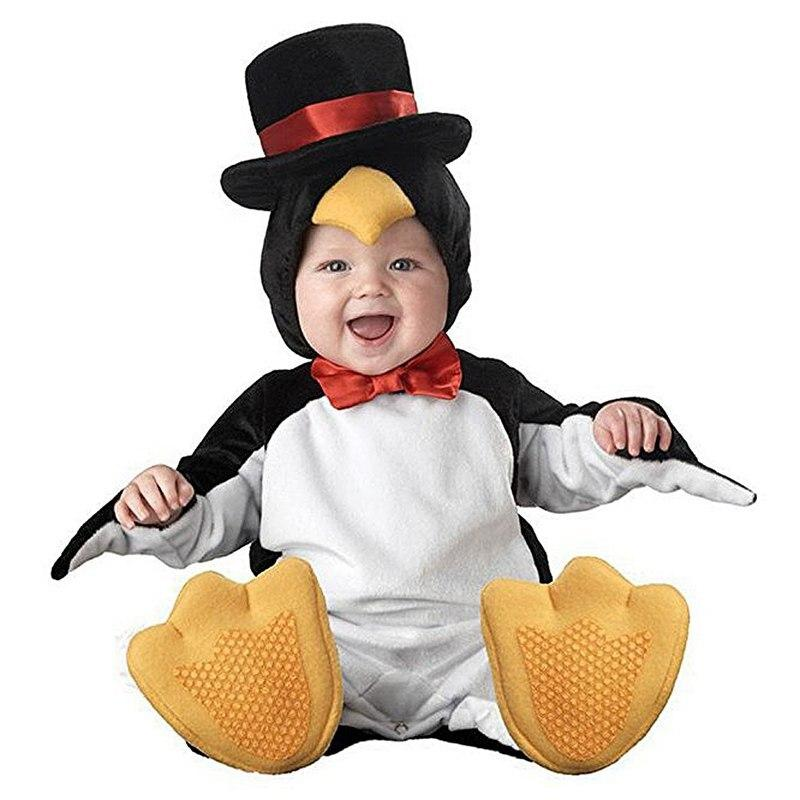 Cutest Cub Pinguin Child's Halloween Costume