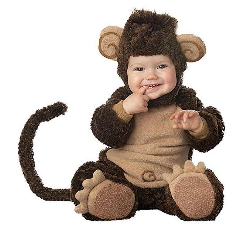 Cutest Cub Monkey Child's Halloween Costume