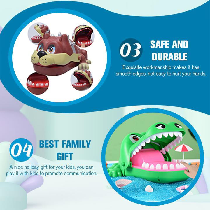 BITING GAME! 2019 HOT PARTY TOYS & FAMILY GAME