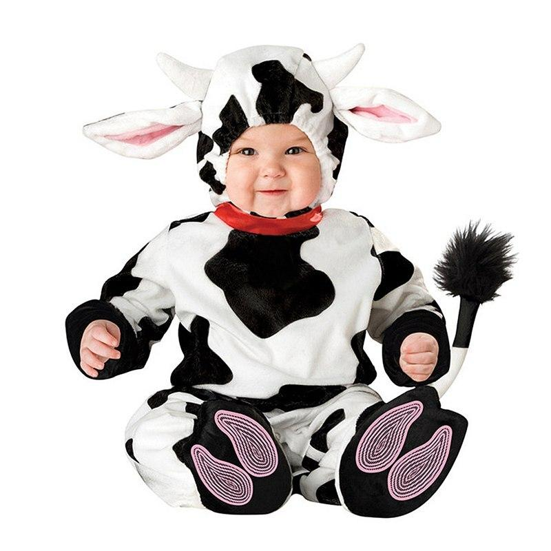 Cutest Cub Cow Child's Halloween Costume