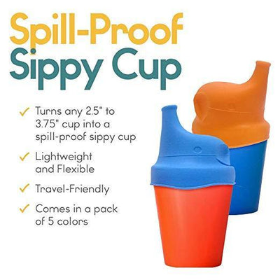 Durable Leak-proof Sippy Cup Lid
