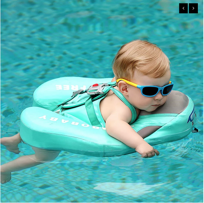 Baby Solid Swimming Float with Sunshade