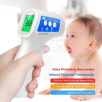 Digital No-Touch Baby Thermometer