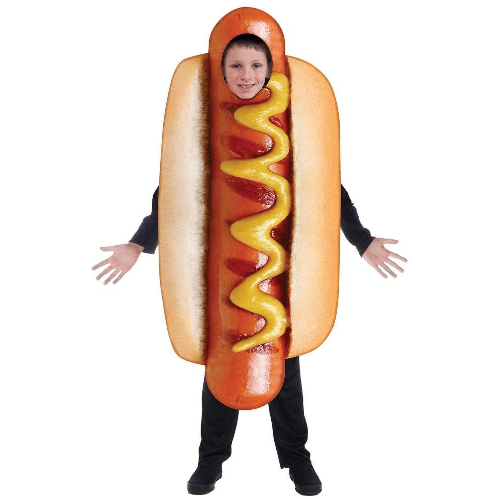 Hot Dog One-Size Child's Halloween Costume