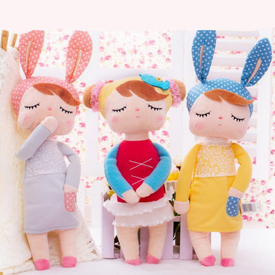 Cute Angela Rabbit Doll