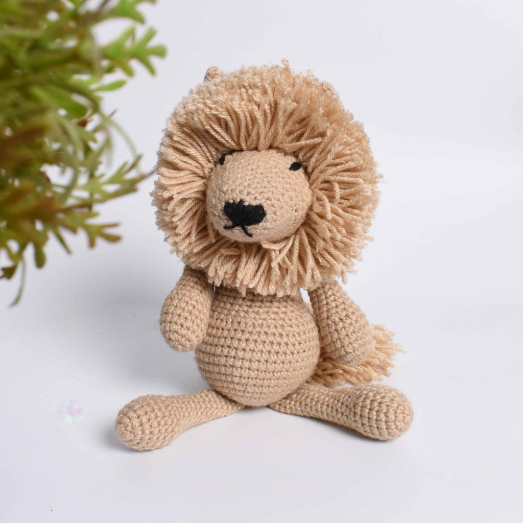 Chow Chow Crochet Dog, Dog Amigurumi, Stuffed Animal Crochet Toy, Handmade Gift - SaiGonDoll