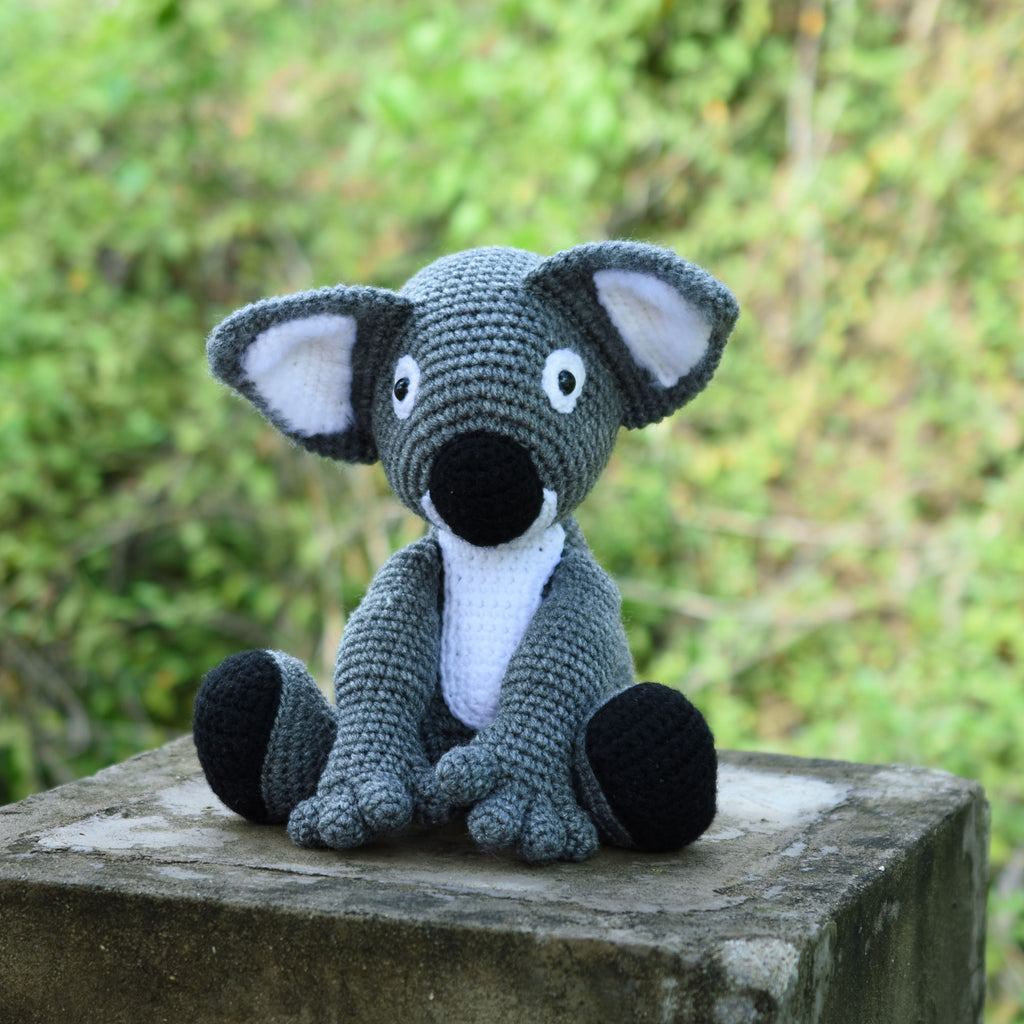 Koala Crochet, Amigurumi Koala, Koala Toy, Australia Animal, Baby Shower & First Birthday Gift,