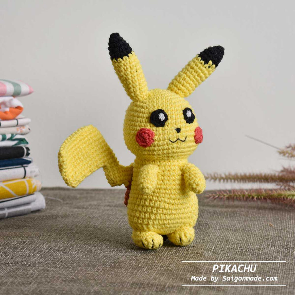 Musings of an Average Mom: Free Pokemon Crochet Patterns | 1024x1024