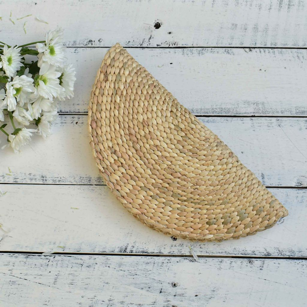Water Hyacinth Clutch, Hand Bag, Woven Bag, Purse, Small Bag, Summer Bag - Saigonmade