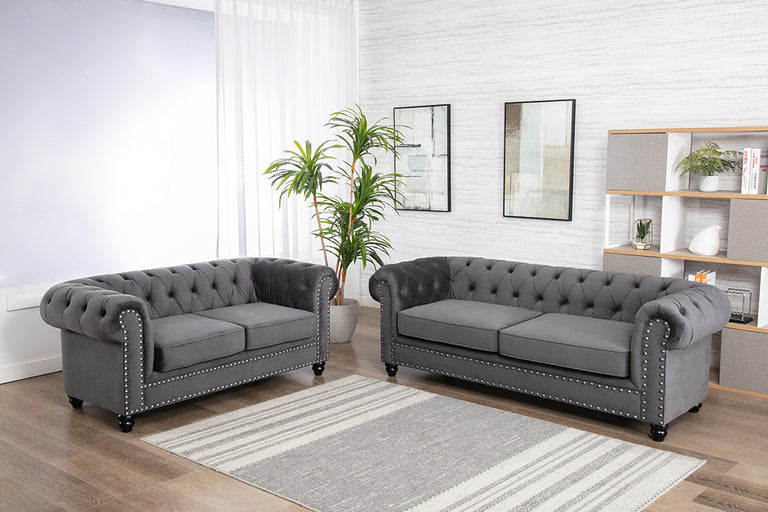 Ashford 3 Seater Sofa | Quick Click Furniture London