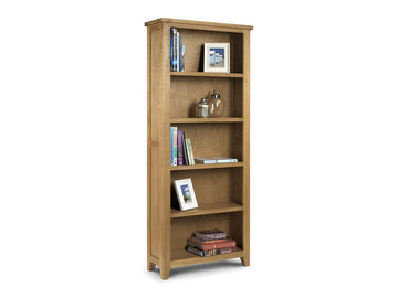 Astoria Tall Bookcase | Quick Click Furniture London