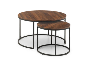 Quebec Nest Coffee Tables | Quick Click Furniture London