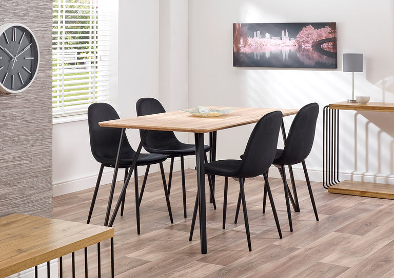 Genoa Dining Set | Quick Click Furniture London