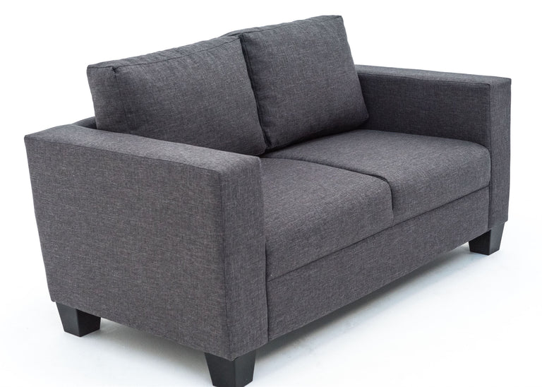 Georgia 2 Seater Sofa | Quick Click Furniture London